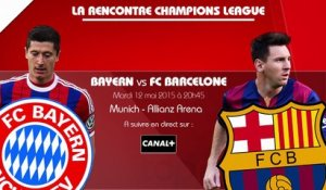 Bayern Munich - FC Barcelone : La feuille de match et compositions probables !