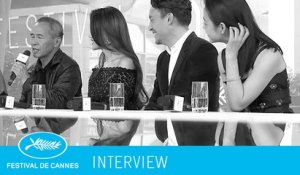 THE ASSASSIN -interview- (vf) Cannes 2015