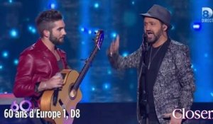 60 ans europe 1 : Duo Kendji et Cyril Hanouna