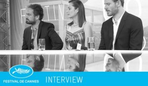 MACBETH -interview- (vf) Cannes 2015
