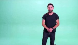 Shia LaBeouf est là pour nous remotiver : JUST DO IT!!!!!