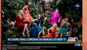 Funny Lady: Why Are There No Women Leading American Late Night?
