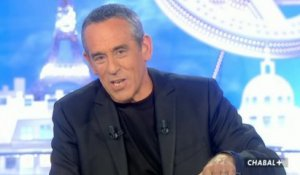 Thierry Ardisson blague sur le physique de Laurence Boccolini  - ZAPPING PEOPLE DU 01/06/2015