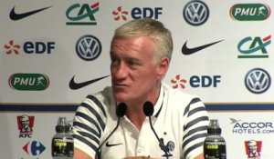 Foot - FIFA : Deschamps ne dit rien