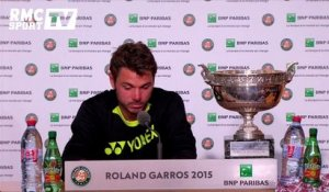 La somptueuse surprise de Wawrinka