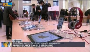 Pourquoi Apple doit prendre le virage du streaming