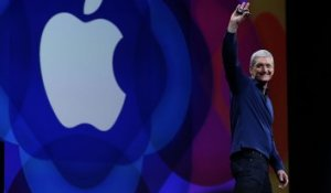 La Keynote d'Apple en 42 secondes