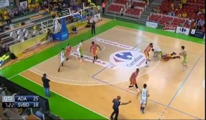 ADA Blois - Saint-Vallier BD (Replay Final Four NM1 2015)