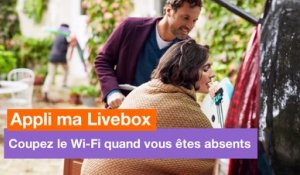 Ma Livebox - Comment couper le Wi-Fi avec l'application - Orange