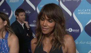 Halle Berry Speaks Out For Her Cause And 'Unite For Humanity'