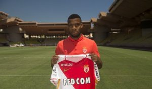 Thomas Lemar s'engage avec l'AS Monaco !