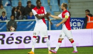 Highlights : SC Bastia - AS Monaco