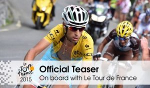 [Official Teaser] Tour de France 2015