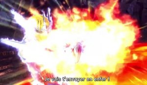 Saint Seiya Soldiers  Soul - PS3 PS4 Steam - Les Guerriers Divins (Japan Expo Trailer) (French)