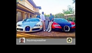 Floyd Mayweather gère sa fortune comme il peut