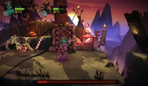 Zombie Vikings (PS4) - Trailer 2