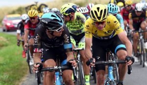 Le 20H du Tour : Chris Froome pas serein - Tour de France 2015 - Etape 16