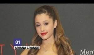 Ariana Grande shares way too much information on Social Networks.