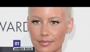 Amber Rose Attacks Kanye West!