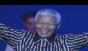 R Kelly, Nicki Minaj, Lady Gaga, 50 Cent and more pay tribute to Nelson Mandela