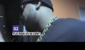 50 Cent gets ready to fight Flo Rida