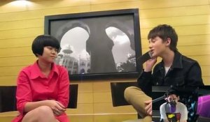 Greyson Chance Video Gotcha's Arnold (hitz.fm)