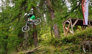 From Snowboarding To MTB With A Boardercross Olympic Gold In...