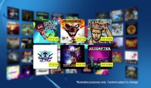 PlayStation Plus - Septembre 2015