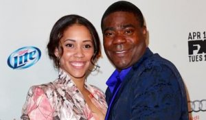 Tracy Morgan a épousé Megan Wollover