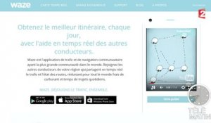 Waze, la meilleure application GPS gratuite - 2015/09/03