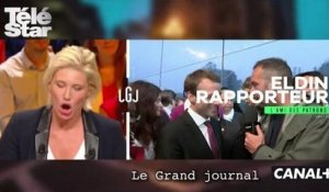 Le Grand Journal, nouvelle coupe de Maïtena Biraben