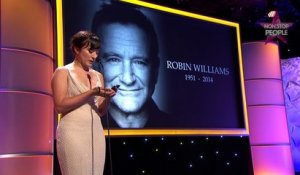 "Robin Williams : Sa fille Zelda Williams déchirée par sa disparition, ""Je vis ma tristesse au quotidien"""