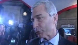 1er tour : réaction Claude Bartolone