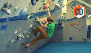 How To Improve Your Climbing Footwork With Louis Parkinson |...