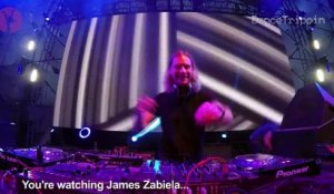 James Zabiela @ Lovefest (Serbia)