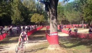 Cyclo-cross 2015 : La course juniors à Albi