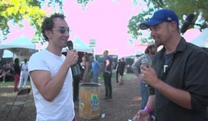 ACL 2015 - Interview with Albert Hammond Jr.