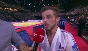 Judo - Grand Slam : Limare «Normal qu'il gagne»