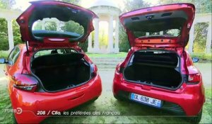 Comparatif : Peugeot 208 (2015) vs. Renault Clio 4 (2015) (Emission Turbo du 18/10/2015)