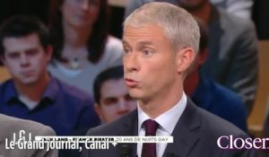 Le Grand journal - Franck Riester revient sur son coming-out