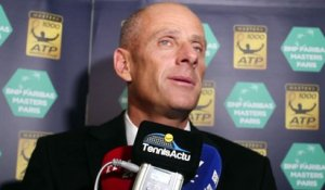 "ATP - BNPPM - Guy Forget : ""Paire - Monfils ? On va passer un bon moment"""
