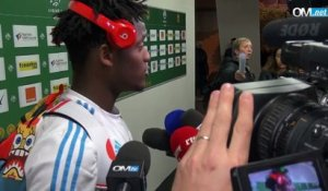 Batshuayi : «On progresse petit à petit»