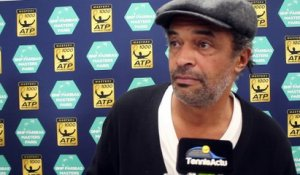 "Coupe Davis - Yannick Noah : ""On a un rêve en commun"""