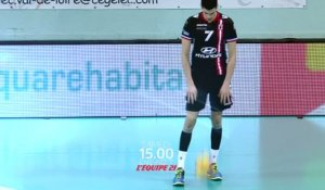 Volley ball - Cannes / Poitiers : bande-annonce