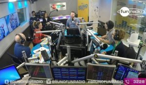 #ToutLeMondeAimeMoiJaimePas (05/11/2015) - Best Of en Images de Bruno dans la Radio