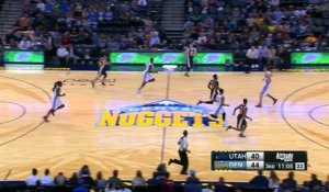 Basket - NBA : Les 3 blocks de Gobert