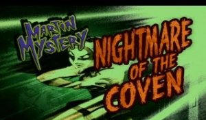 Nightmare of the Coven | Martin Mystery | FULL EPISODE | ZeeKay