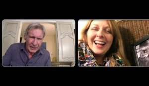 Harrison Ford fait une belle surprise à des fans de Star Wars