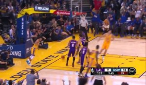 Highlights LA Lakers vs Golden State Warriors - 16e victoire d'affilée (record)