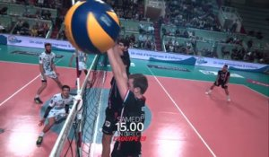 Volley ball - Paris / Tours : bande-annonce